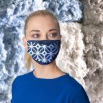Test Blue Mask